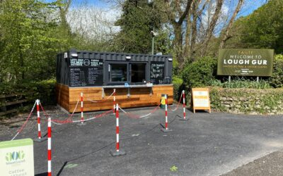 Lough Gur gets hot….with composting